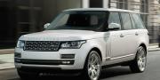 Land Rover Range Rover Autobiography Black 2014