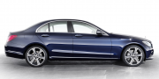 Mercedes C-Klasse C300 Bluetec Hybrid Exclusive Line W205 2014