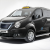 Nissan e-NV200 London Taxi Prototype 2014