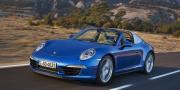 Porsche 911 Targa 4 991 2014