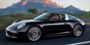 Porsche 911 Targa 4S 991 2014