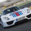 Porsche 918 Spyder Weissach Package Martini Racing 2014