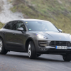 Porsche Macan Turbo 2014