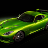 SRT Dodge Viper GT Stryker Green 2014