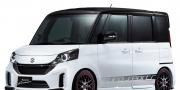 Suzuki Spacia Custom S Concept 2014