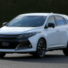 Toyota Harrier G Sports Concept 2014