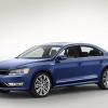 Volkswagen Passat Bluemotion Concept 2014