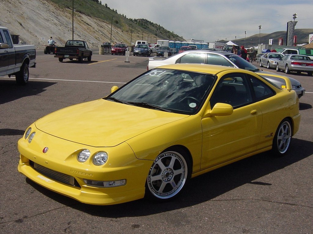 Acura Exotic Car >> Acura Integra 2001 Acura Integra 2001 Photo 01 – Car in pictures - car photo gallery