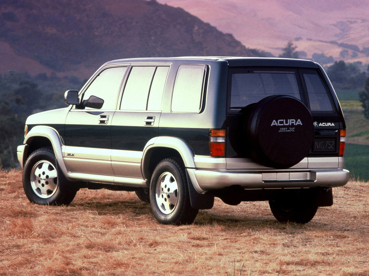 Car Photo Gallery » Acura SLX 1996-1998