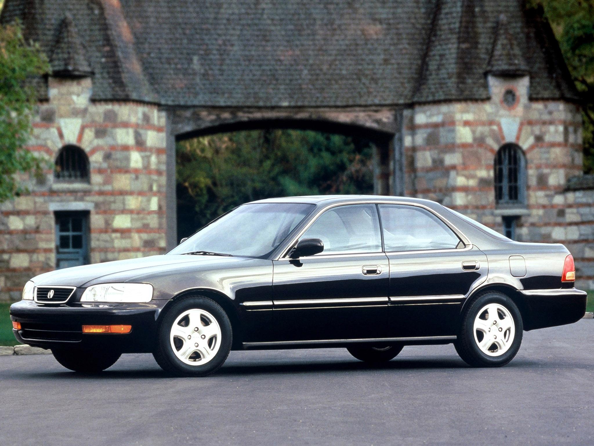 Acura TL 1996-1998 Acura TL 1996-1998 Photo 02 – Car in ...