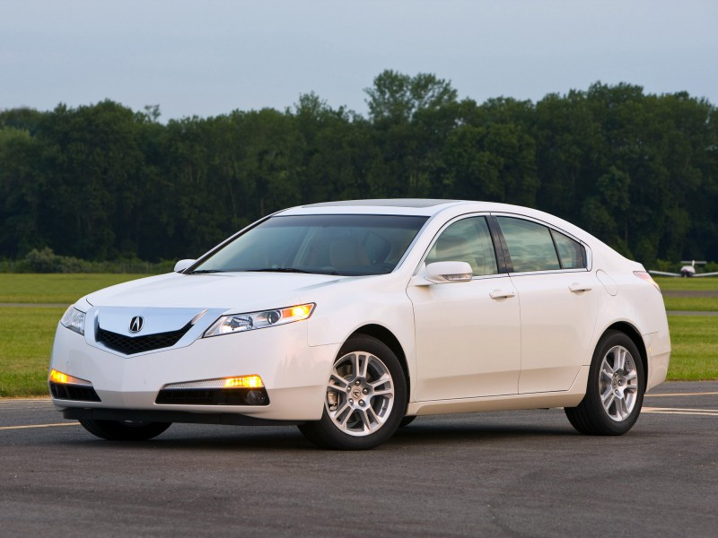 Acura Exotic Car >> Acura TL 2008 Acura TL 2008 Photo 04 – Car in pictures - car photo gallery