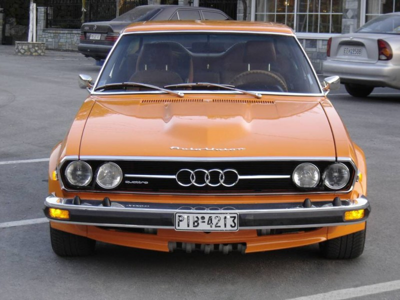 Car in pictures - car photo gallery » Audi 100 Coupe S 1970-1976 Photo 03