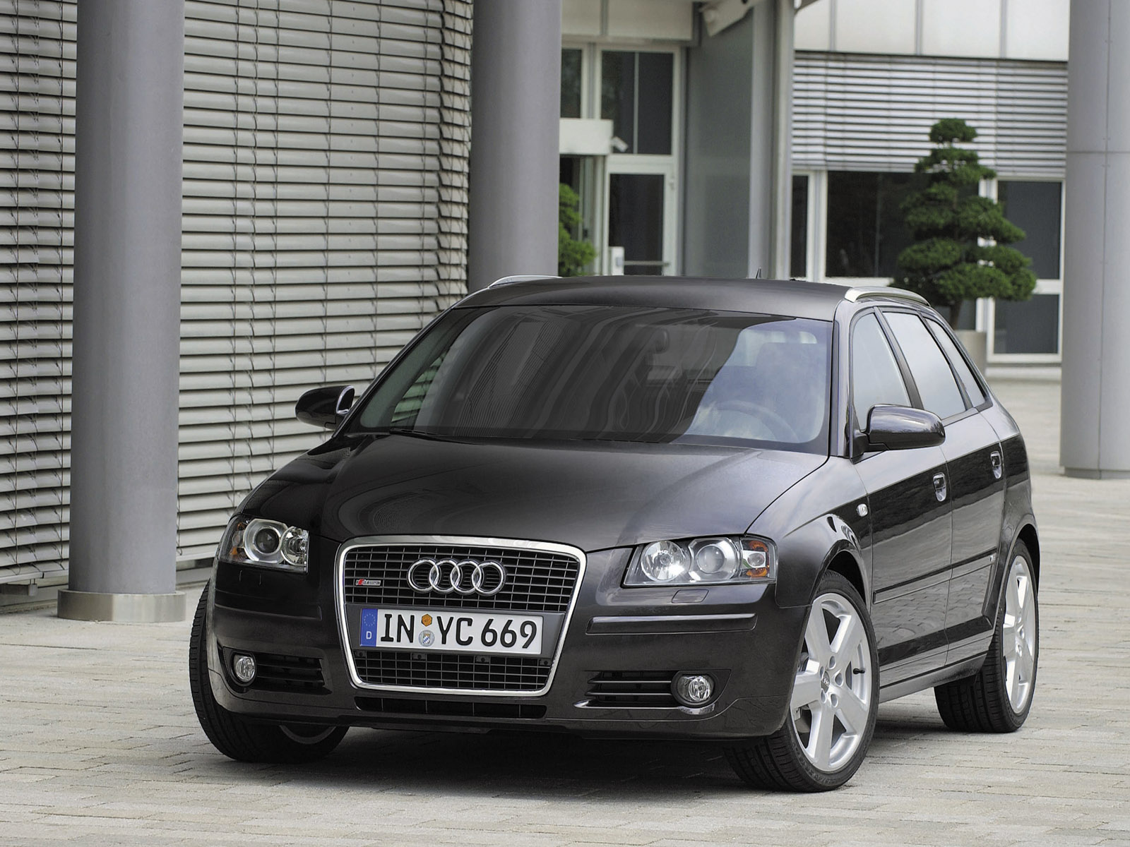 audi a3 sportback 2005 audi a3 sportback 2005 photo 01 car in pictures car photo gallery. Black Bedroom Furniture Sets. Home Design Ideas