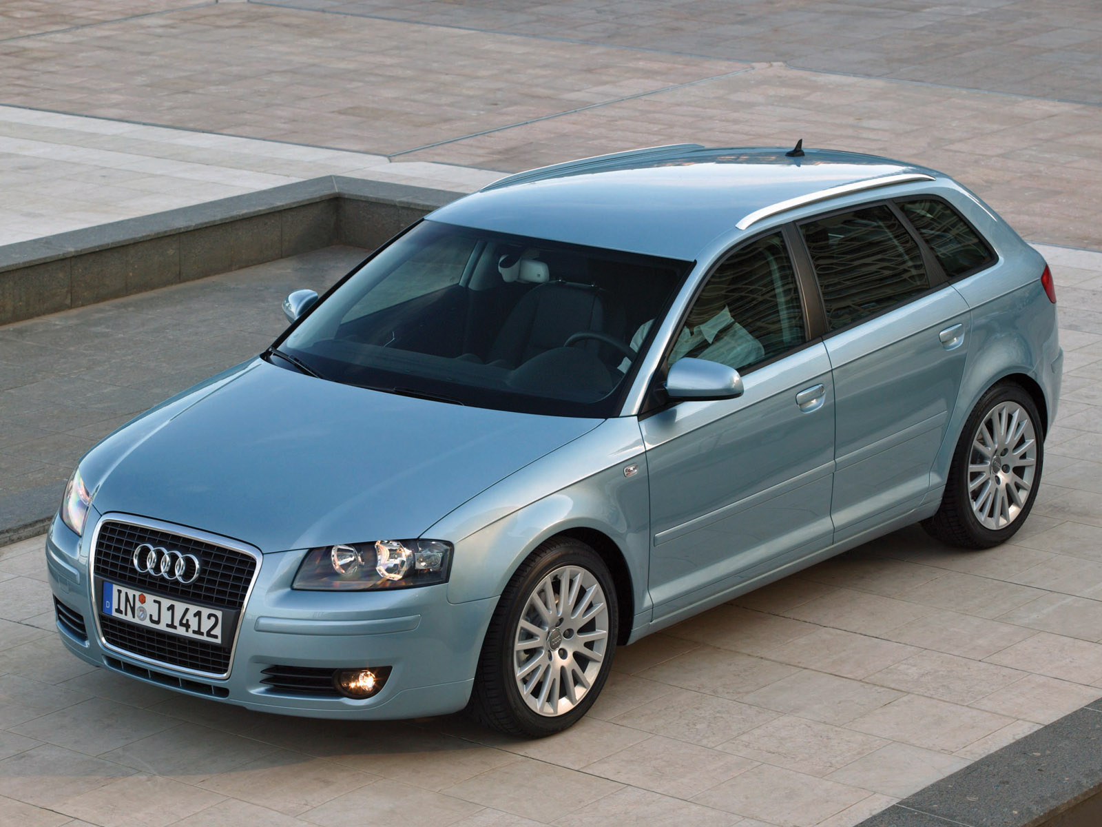audi a3 sportback 2005 audi a3 sportback 2005 photo 11 car in pictures car photo gallery. Black Bedroom Furniture Sets. Home Design Ideas