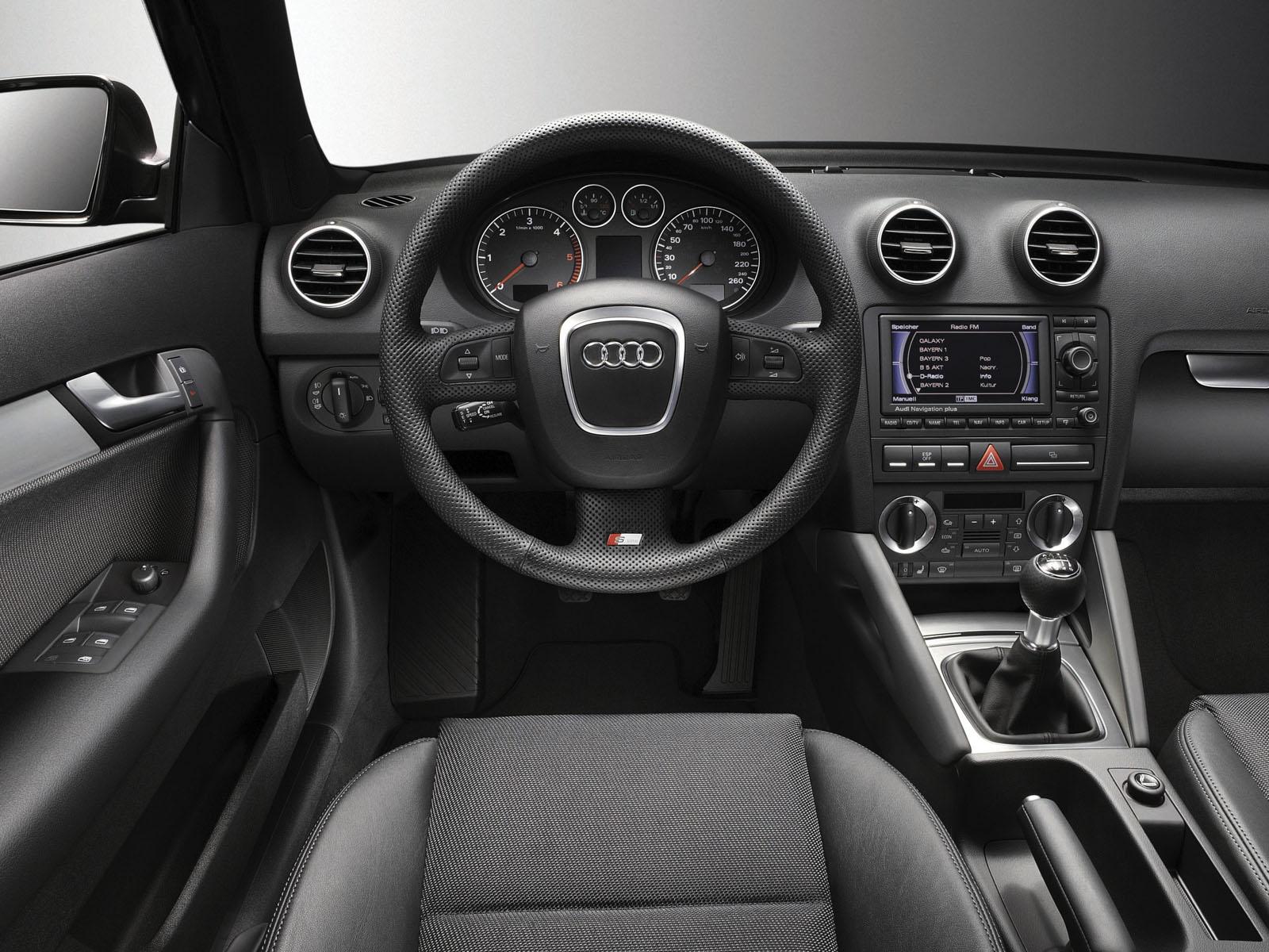 Audi A3 Sportback 2005 Audi A3 Sportback 2005 Photo 17