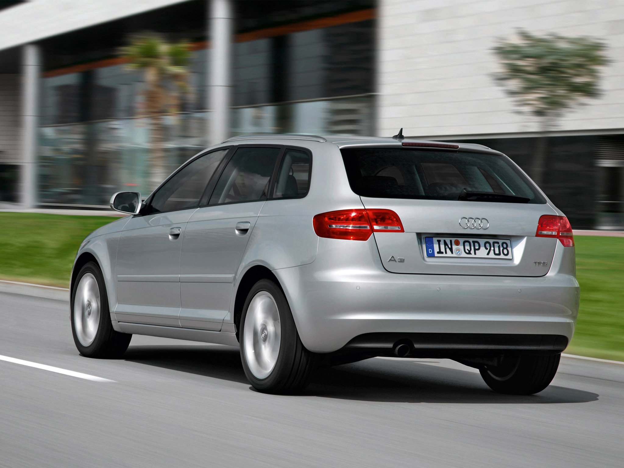 Car in pictures - car photo gallery » Audi A3 Sportback ...