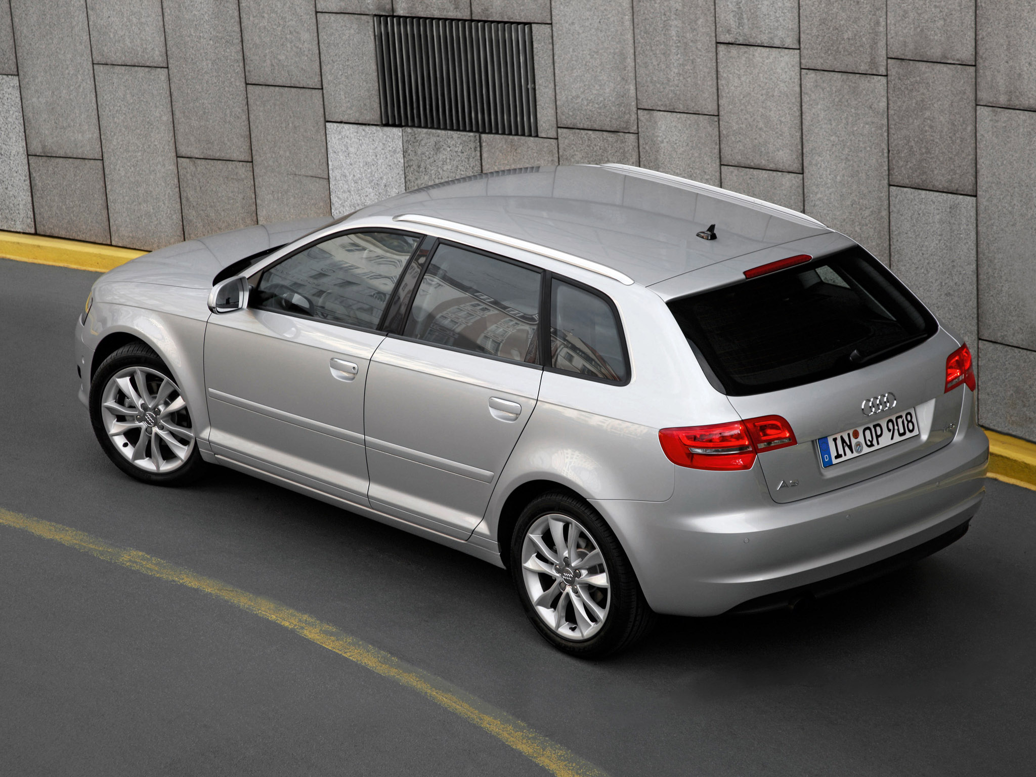audi a3 sportback 8pa 2010 audi a3 sportback 8pa 2010 photo 12 car in pictures car photo gallery. Black Bedroom Furniture Sets. Home Design Ideas