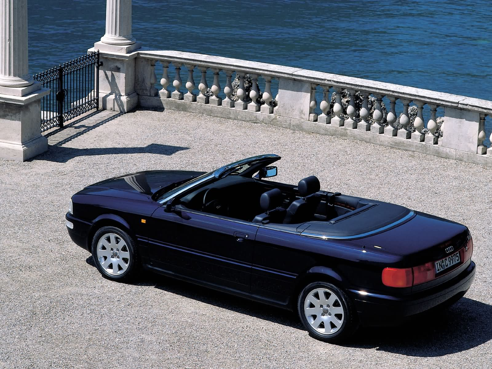 Audi A4 Cabrio 1998 Audi A4 Cabrio 1998 Photo 14 Car In