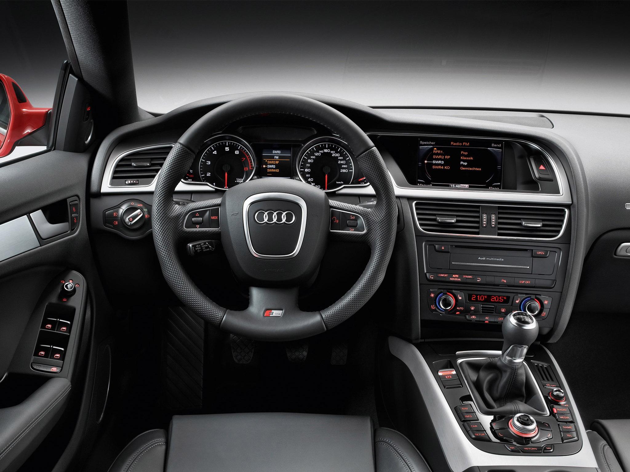Audi A5 Sportback 2 0 Tfsi S Line 2009 Audi A5 Sportback 2