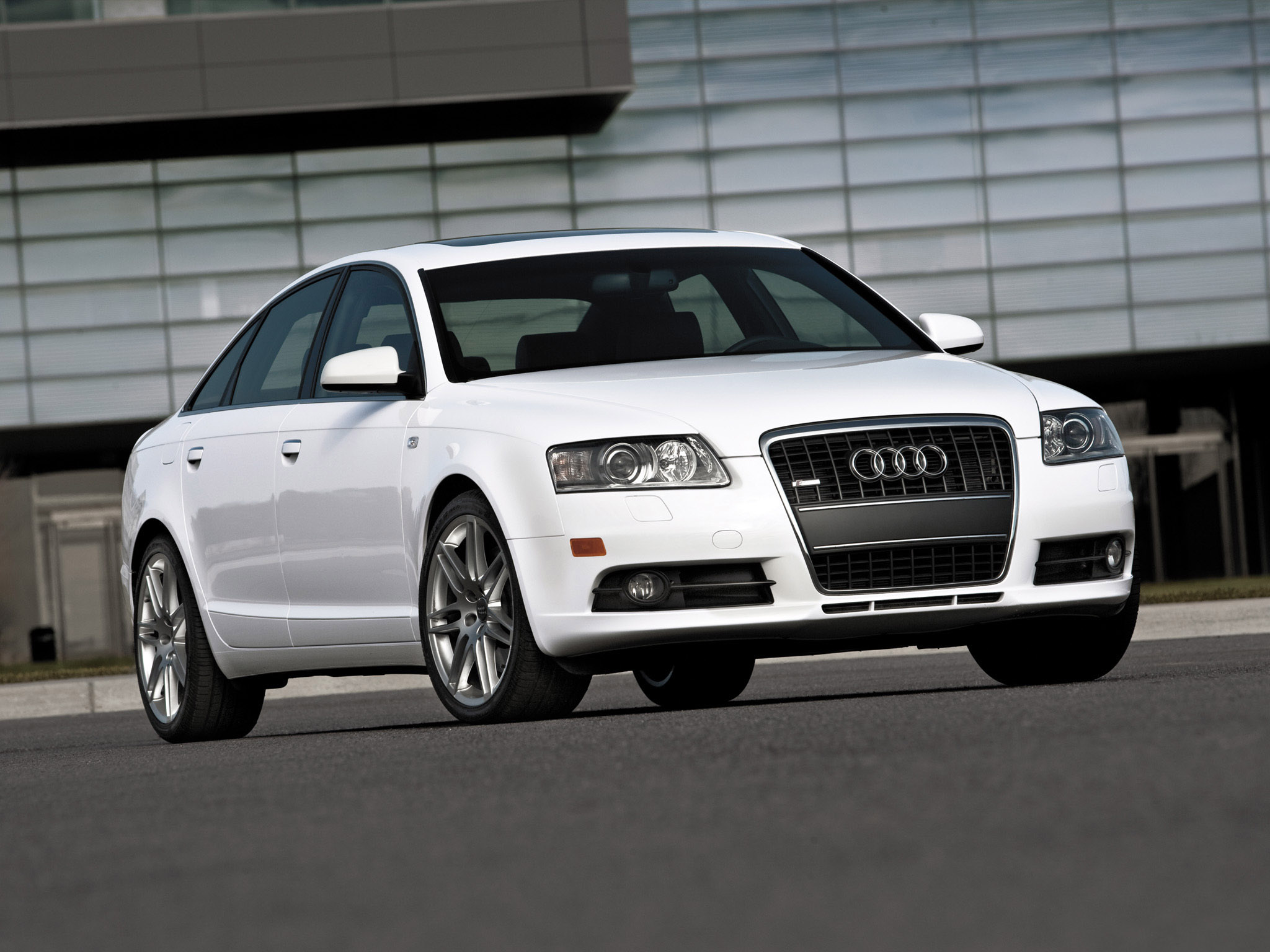 audi a6 4 2 quattro s line sedan usa 2007 audi a6 4 2 quattro s line sedan usa 2007 photo 04. Black Bedroom Furniture Sets. Home Design Ideas