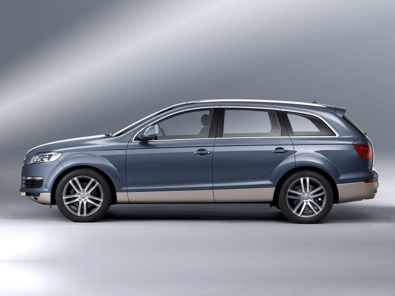 Audi Q7 Hybrid Concept 2006 Audi Q7 Hybrid Concept 2006 Photo 03 – Car in pictures - car photo ...