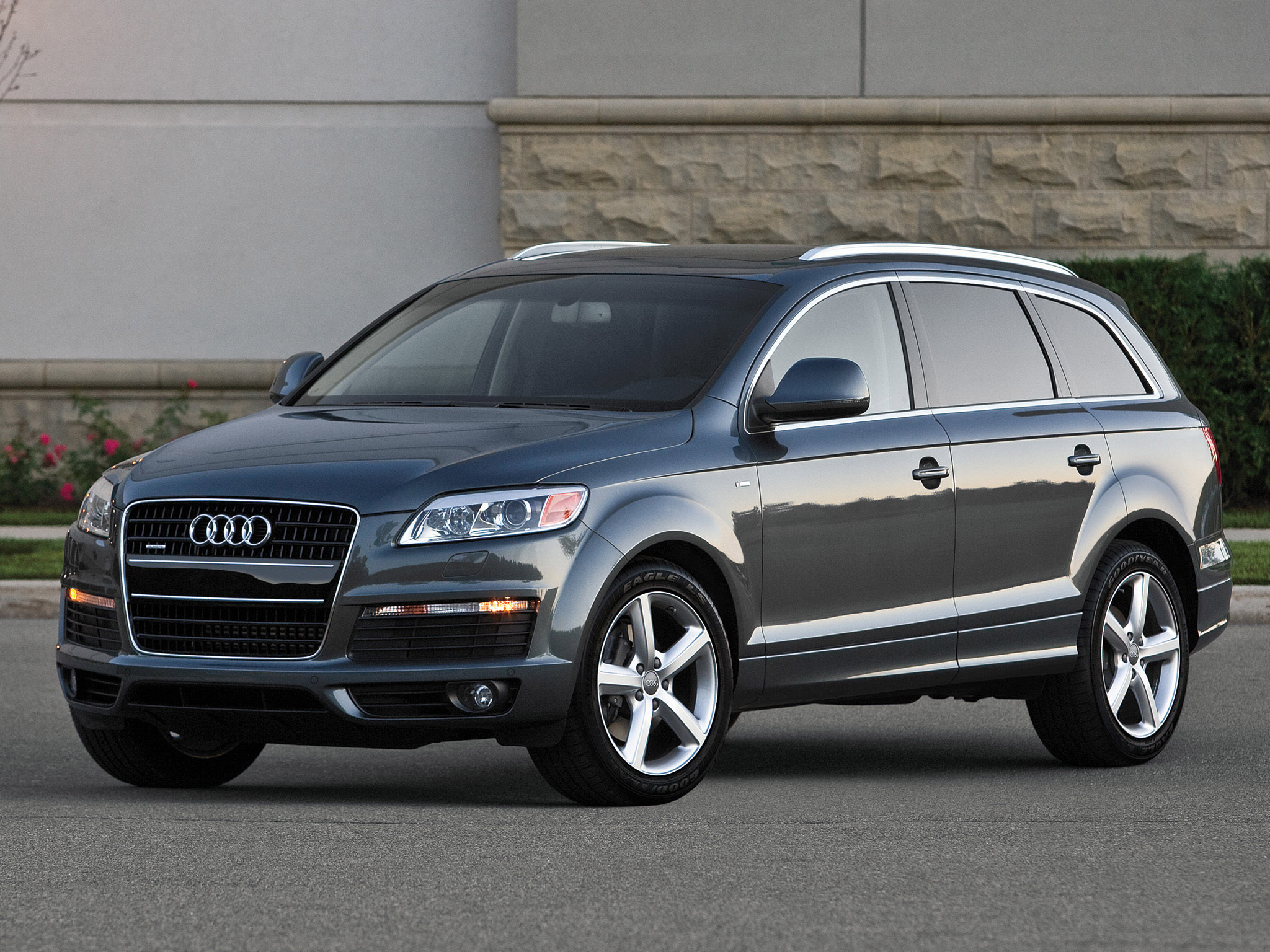 audi q7 s line usa 2008 audi q7 s line usa 2008 photo 01 car in pictures car photo gallery. Black Bedroom Furniture Sets. Home Design Ideas