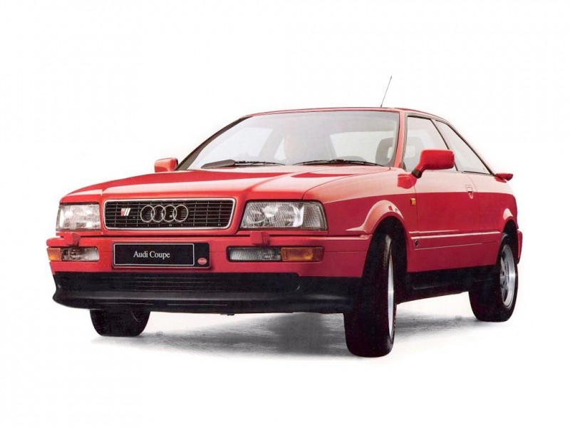 Audi S2 Coupe 1991-1995 Audi S2 Coupe 1991-1995 Photo 08 – Car in ...