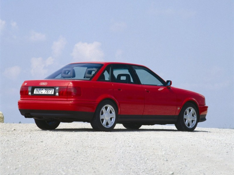 Car in pictures - car photo gallery » Audi S2 Sedan 1993 ...
