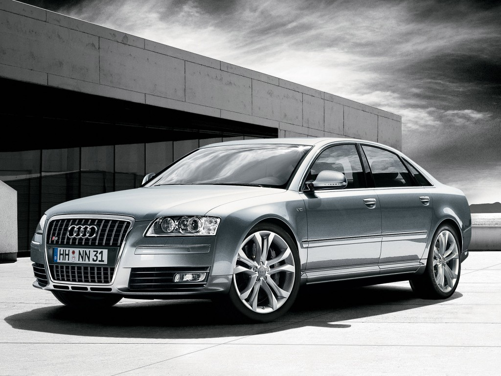 Car in pictures - car photo gallery » Audi S8 D3 Facelift ...