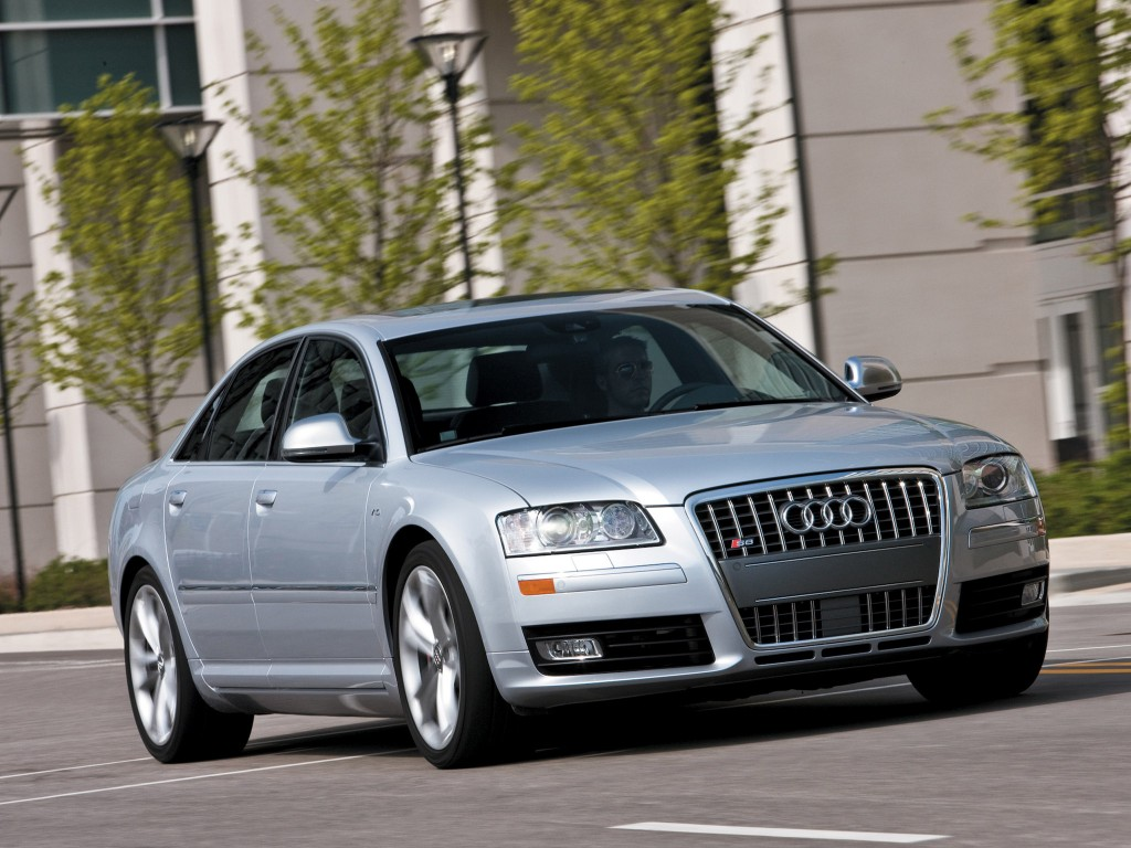 Car in pictures - car photo gallery » Audi S8 D3 USA 2008 ...