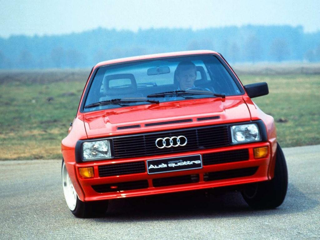Audi Sport Quattro 1984 1987 Audi Sport Quattro 1984 1987