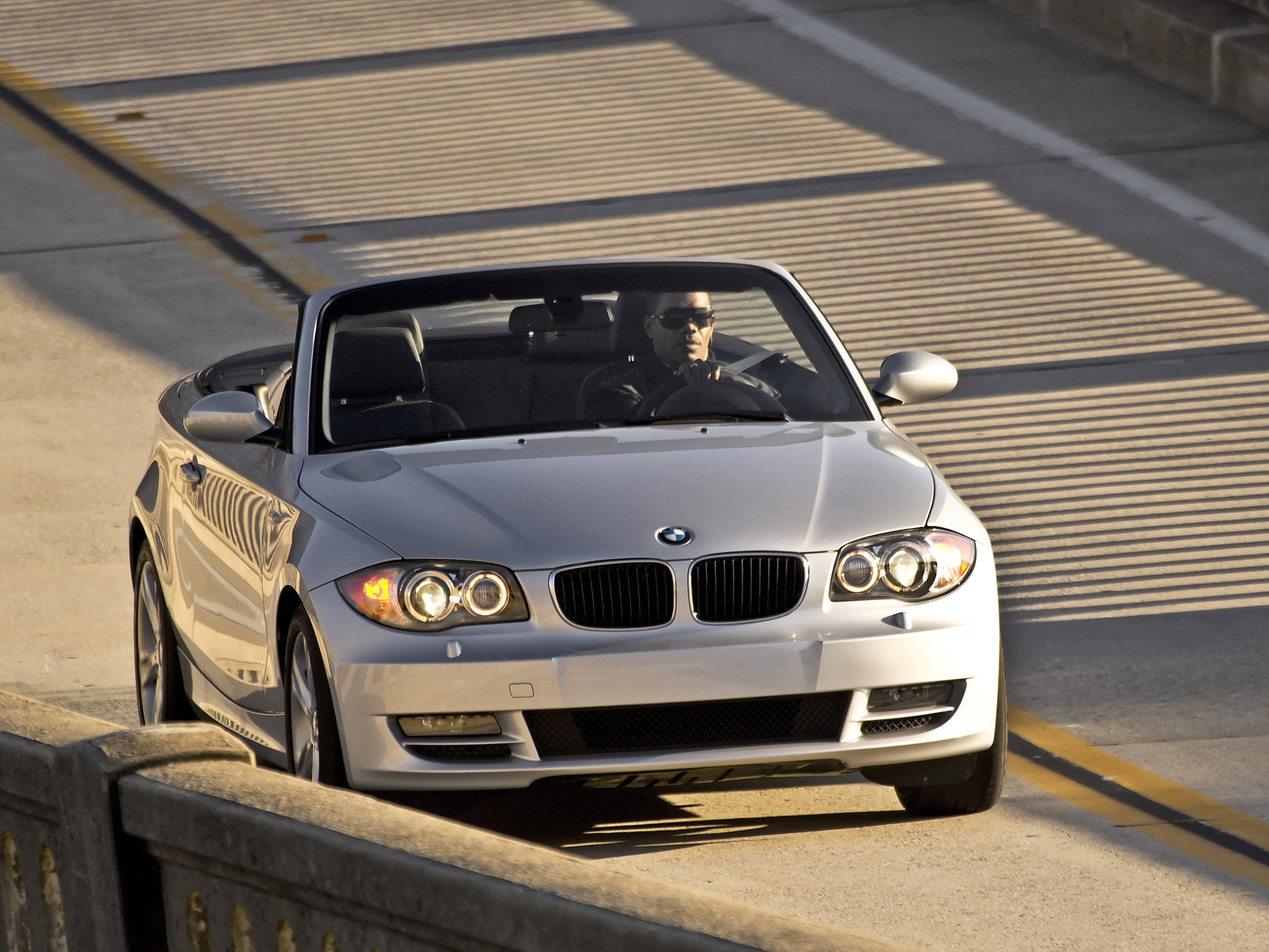 BMW 1-Series 128i Cabrio E88 USA 2008 BMW 1-Series 128i Cabrio E88 USA ...