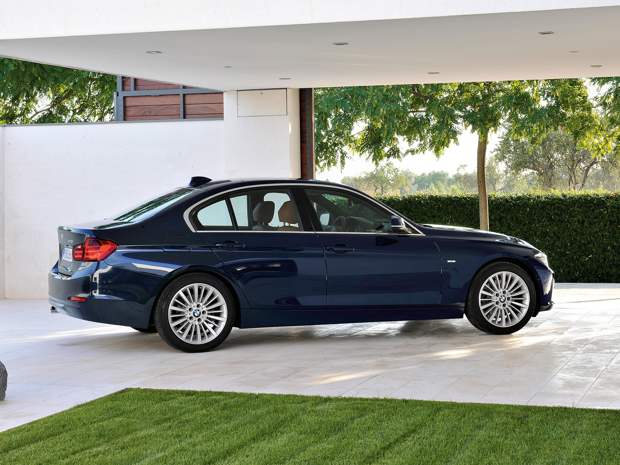 Bmw 3 Series 328i Sedan Luxury Line F30 2012 Photo 09 Car In Pictures Car Photo Gallery