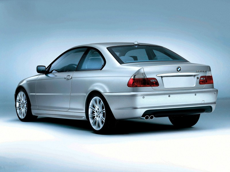 Bmw 3 Series 330ci Performance Package E46 2005 Bmw 3