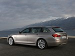 BMW 5-Series 520d Touring 2010 Photo 25