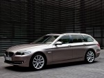 BMW 5-Series 520d Touring 2010 Photo 31