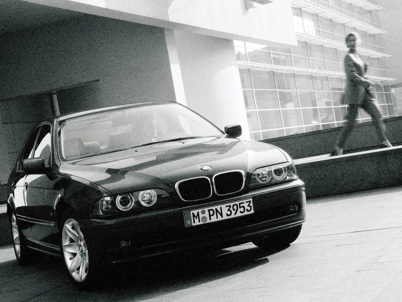 Bmw 5 Series 525i Sedan E39 2000 2003 Photo 01 Car In Pictures Car Photo Gallery