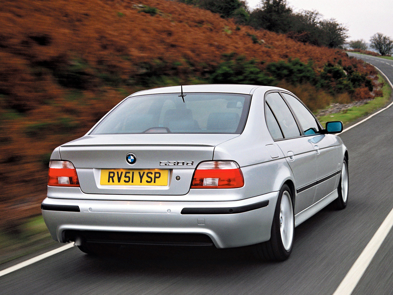 BMW E39 M Sport Package