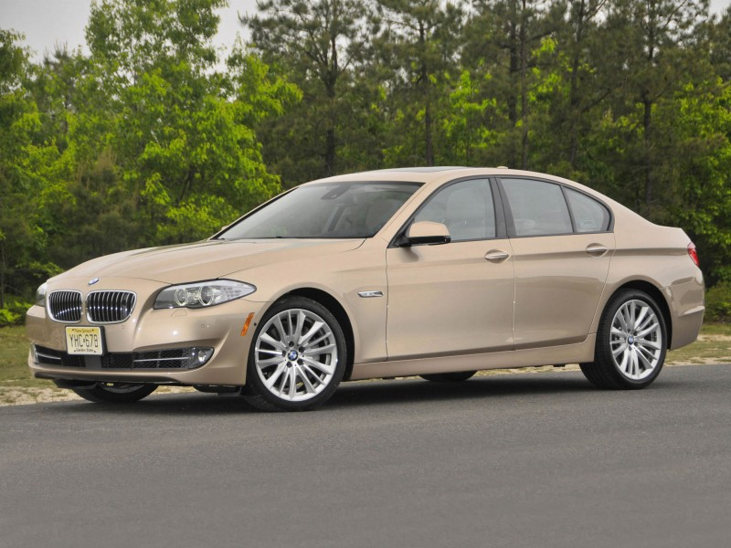 bmw 5 series 550i sedan usa f10 2010 bmw 5 series 550i sedan usa f10 2010 photo 03 car in. Black Bedroom Furniture Sets. Home Design Ideas
