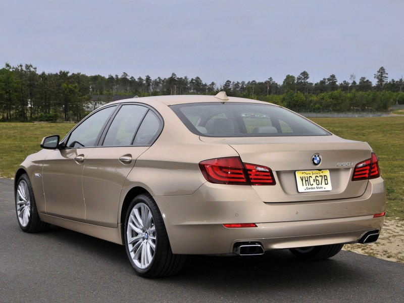 bmw 5 series 550i sedan usa f10 2010 bmw 5 series 550i sedan usa f10 2010 photo 05 car in. Black Bedroom Furniture Sets. Home Design Ideas