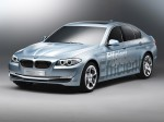 BMW 5-Series ActiveHybrid Concept 2010 Photo 03