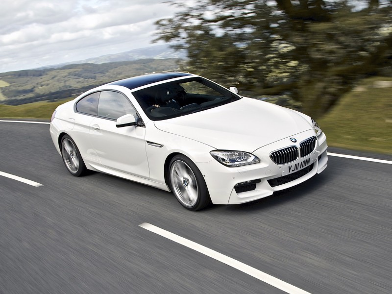 BMW Series D Coupe M Sport Package F UK BMW Series - Bmw 6 series 2011
