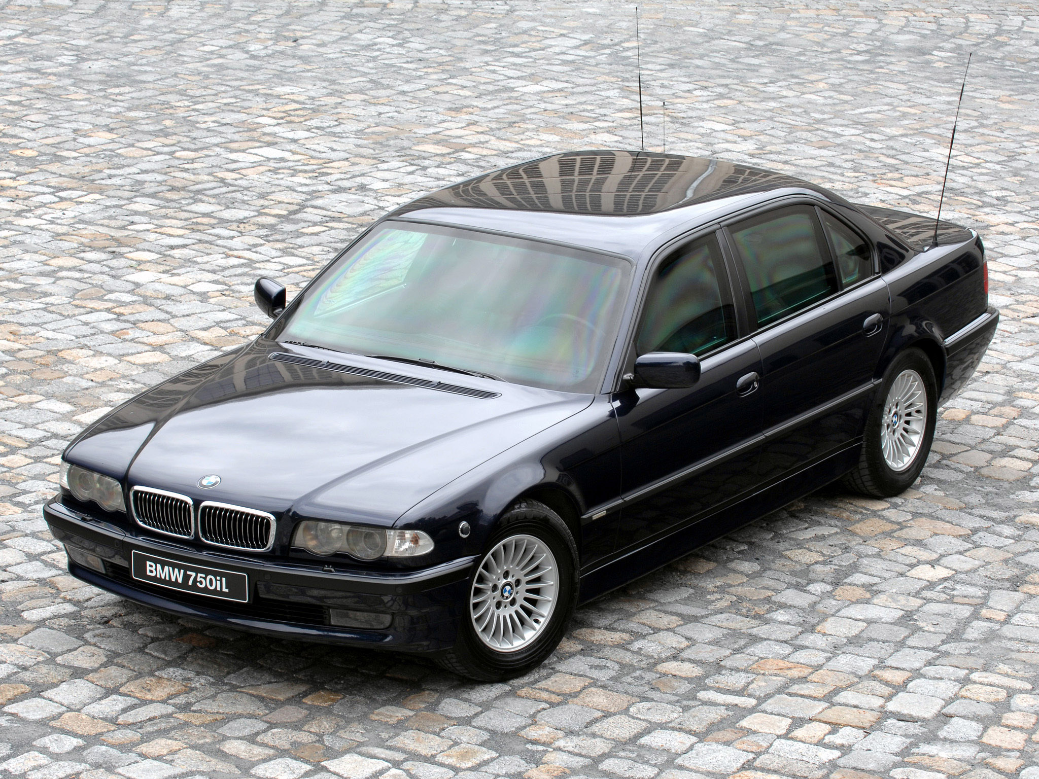 bmw 7 series 750il security e38 1998 2001 bmw 7 series. Black Bedroom Furniture Sets. Home Design Ideas