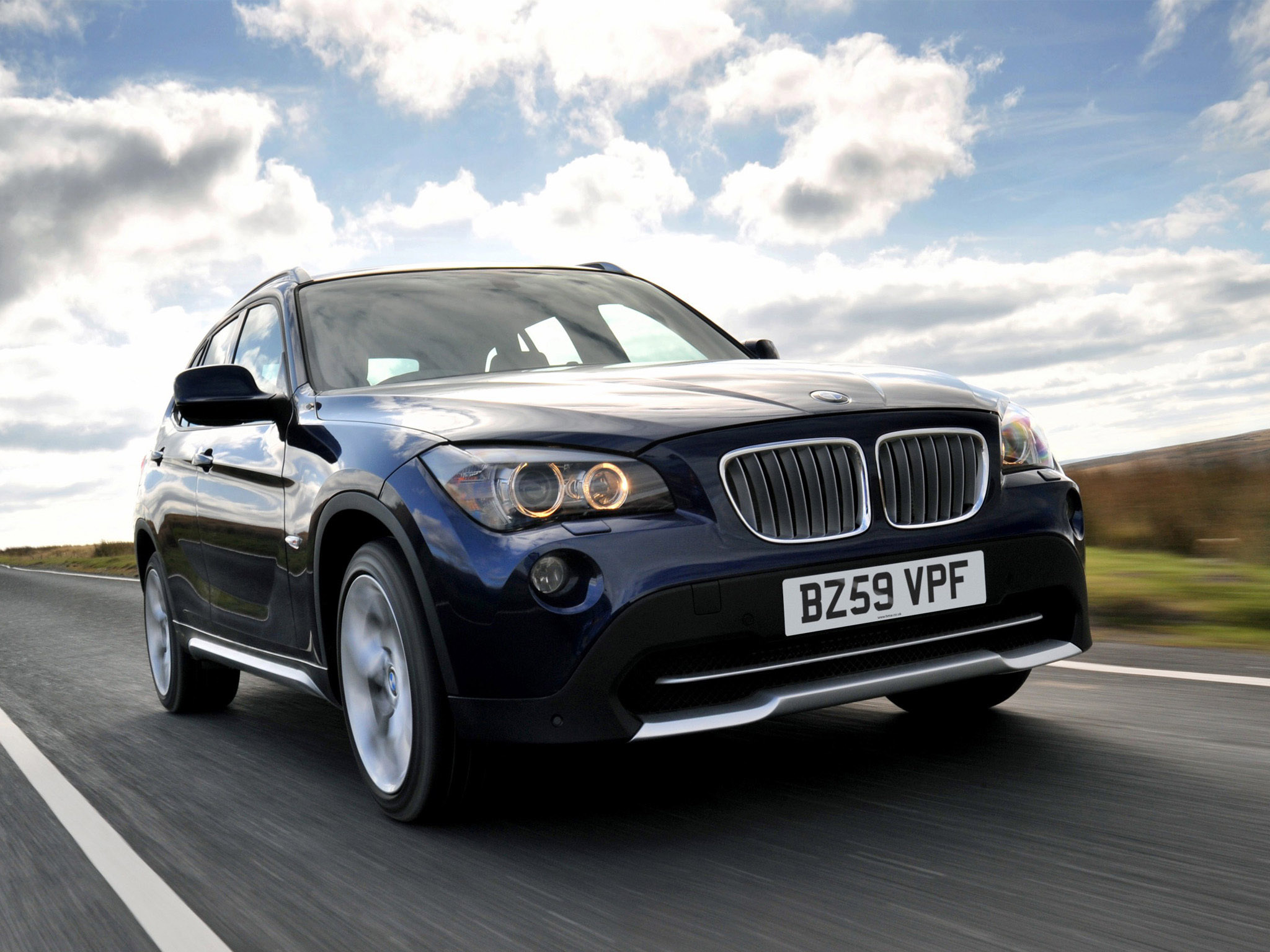 bmw x1 xdrive20d uk e84 2009 bmw x1 xdrive20d uk e84 2009 photo 06 car in pictures car photo. Black Bedroom Furniture Sets. Home Design Ideas