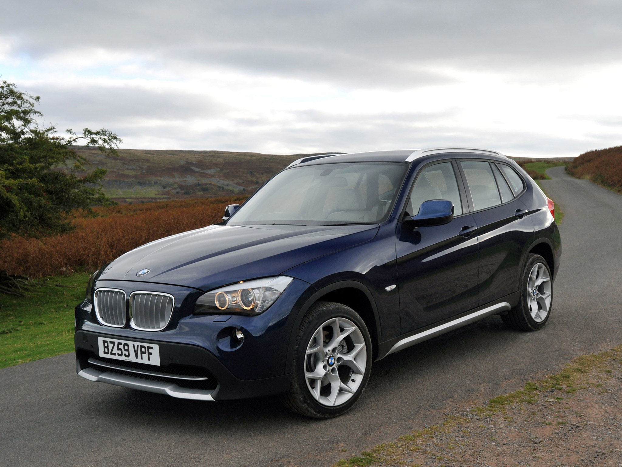 Bmw X1 Xdrive20d Uk E84 2009 Bmw X1 Xdrive20d Uk E84 2009