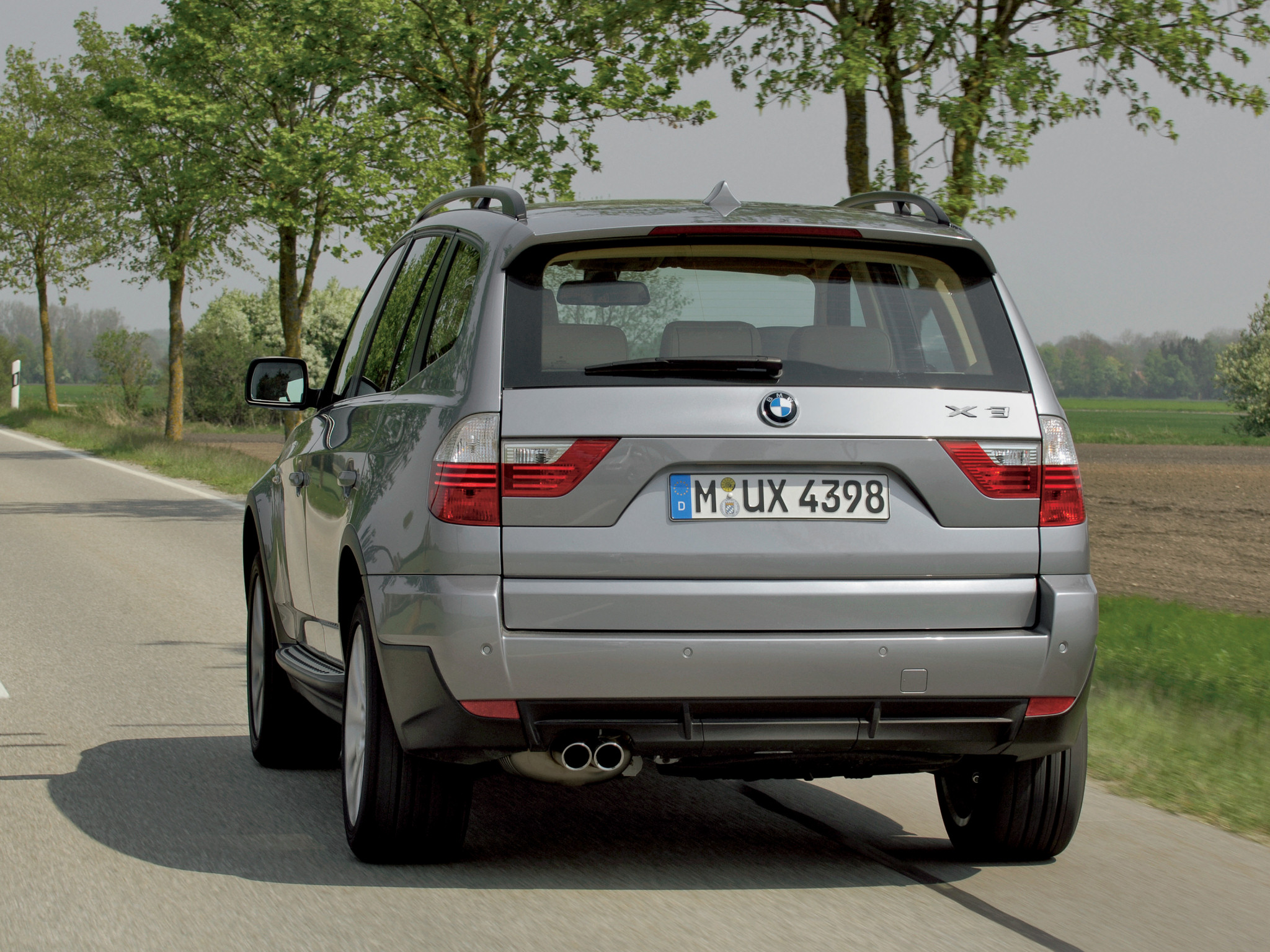 bmw x3 facelift 2006 bmw x3 facelift 2006 photo 07 car in pictures car photo gallery. Black Bedroom Furniture Sets. Home Design Ideas