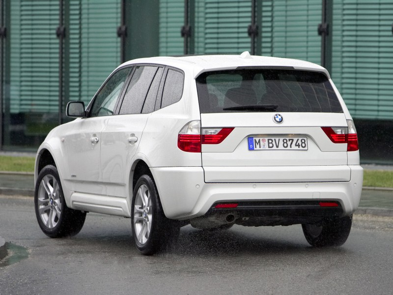 Bmw X3 Xdrive E83 2009 Bmw X3 Xdrive E83 2009 Photo 04