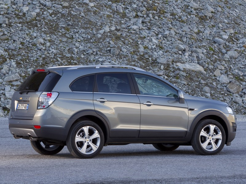 Chevrolet Captiva Issues Autos Post