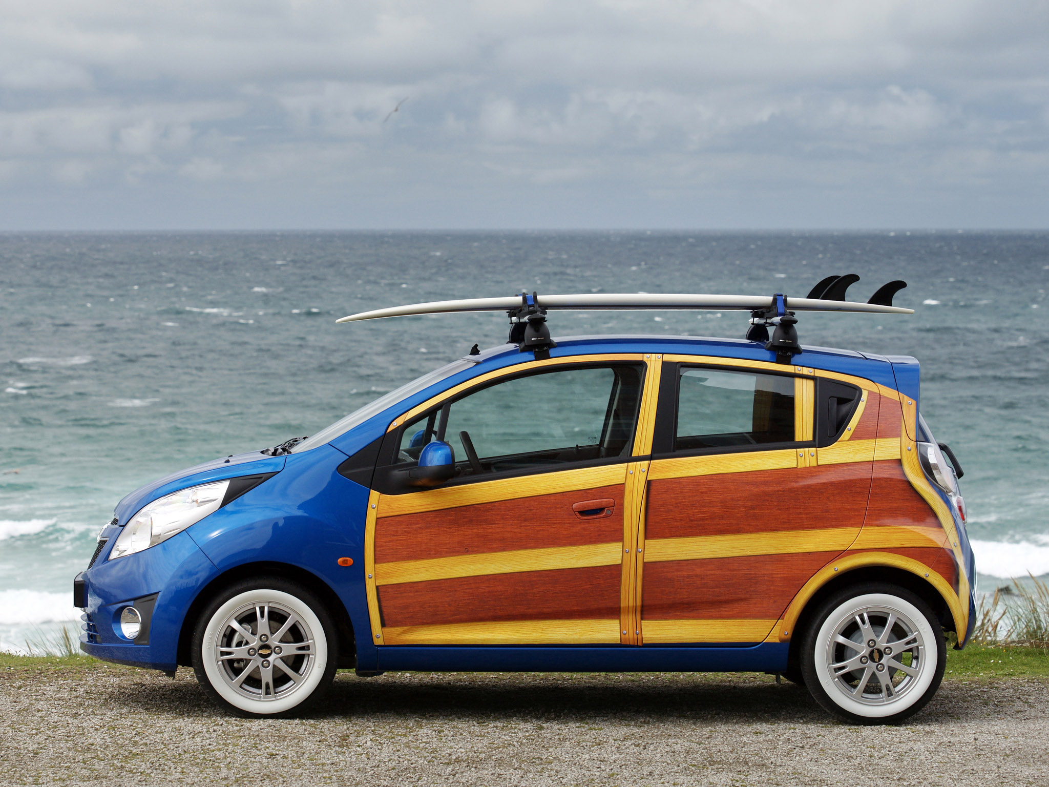 chevrolet spark woody concept 2010 chevrolet spark woody concept 2010 photo 03 car in pictures. Black Bedroom Furniture Sets. Home Design Ideas
