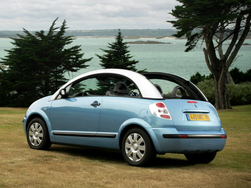 citroen c3 pluriel 2006 citroen c3 pluriel 2006 photo 16 car in pictures car photo gallery. Black Bedroom Furniture Sets. Home Design Ideas